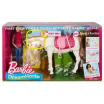 Barbie With Dream Horse