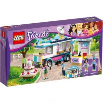 Lego Friends 41056 Heartlake Satellietwagen