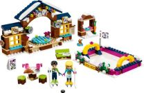 Lego Friends 41322 Wintersport IJsbaan
