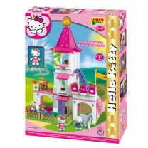 Unico Hello Kitty Kasteel 171 dlg