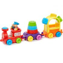 Little Tikes Fantastic First Sort & Stack trein