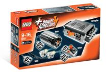 LegoTechnic 8293 Power Functions motor Set