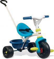 Smoby Be Fun Driewieler Blauw