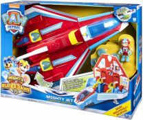 PAW Patrol Mighty Pups Supersonic Jet