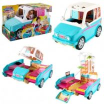 Barbie Puppy Mobile