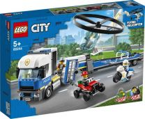 Lego City 60244 Politie Helikoptertransport