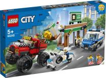 Lego City 60245 Politiemonstertruck Overval