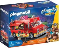 Playmobil 70075 THE MOVIE Del's Food truck