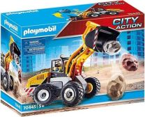 Playmobil 70445  City Action Wiellader