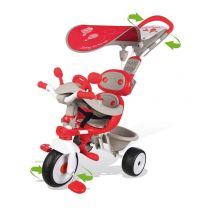 Smoby - Baby driver comfort mixte