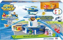 Super Wings Wereld Luchthaven